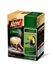 René Colombia 10x kapsle pro Nespresso
