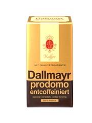Dallmayr Prodomo bez kofeinu mletá káva 500 g (Entcoffeiniert)