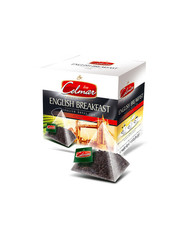 Celmar čaj černý English Breakfast pyramidové sáčky 20ks