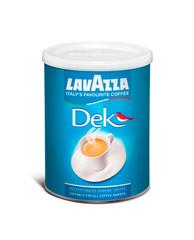 Lavazza Dek bez kofeinu mletá káva 250 g dóza