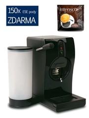 Kávovar Intenso TUBE plus 150 ESE podů ZDARMA
