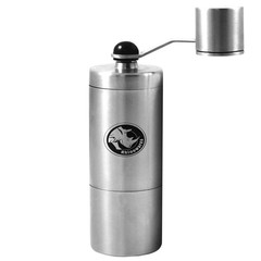 Mlýnek na kávu Rhinowares Mini s adaptérem pro Aeropress
