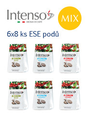 Intenso Mix Test pack ESE pody 6x8 (48) ks