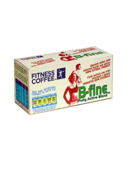 Fitness Coffee B-fine Fully Active blend (30 x 7 g)