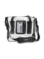 La Playa Square bag LPY 40 taška přes rameno černobílá