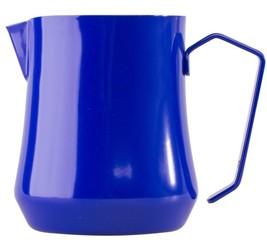 Motta konvička na mléko Tulip 500 ml modrá