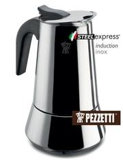 Moka konvice Pezzetti SteelExpress 10 šálků