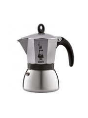 Moka konvice Bialetti Moka Induction na 3 šálky Antracit