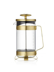 Barista & Co french press na 8 šálků Midnight gold/zlato