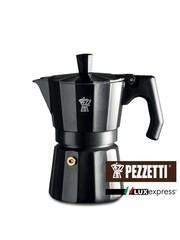 Moka konvice Pezzetti LuxExpress 3 šálky antracit