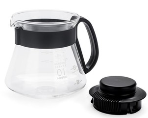 Konvička Hario V60-01 Range Server 360ml (do mikrovl.trouby)