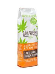 Cannabissimo coffee 250 g (mletá káva)