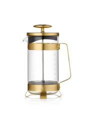 Barista & Co French Press na 8 šálků, Midnight Gold