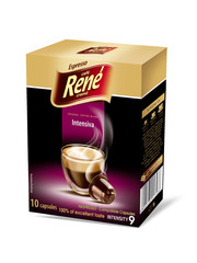 René Intensiva 10x kapsle pro Nespresso