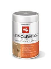 Illy Monoarabica Etiopia Zrnková káva 250 g