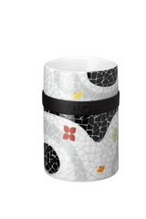 PO: porcelánový hrnek Mosaico, 200 ml
