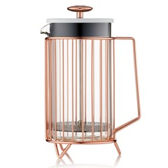 Barista&Co French Press Coral Copper, 1l