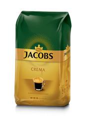 Jacobs Crema zrnková káva 1 kg