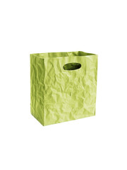 Surplus plastový úložný box 245 x 228 x 145 mm, zelená