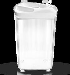 DAFI dóza vakuová 1,3 l, bílá
