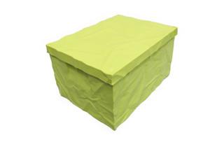 Surplus plastový box s víkem 22 x 40 x 30 cm, zelená