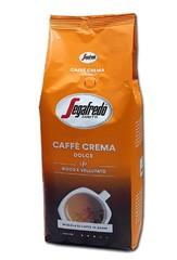 Segafredo Caffé Crema Dolce zrnková káva 1 kg