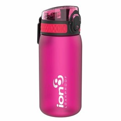 ion8 One Touch láhev Pink, 350 ml