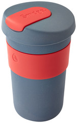Smidge Hrnek na kávu Storm & Coral, 400ml