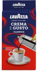 Lavazza Crema e Gusto mletá káva 250 g