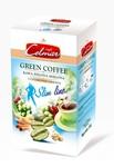 Celmar green ginger mletá zelená káva se zázvorem