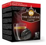 Tre Venezie ARABICA DI SAN MARCO kapsle pro kávovary Dolce Gusto 16 ks