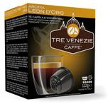 Tre Venezie LEON D'ORO kapsle pro kávovary Dolce Gusto 16 ks