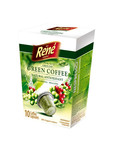 René Green Coffee kapsle pro Nespresso 10 ks