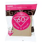 Hario Misarashi papírové filtry pro V60-01 100 ks